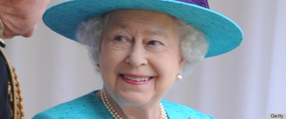 Queen Elizabeth II Attends The Armed Forces Parade And Muster